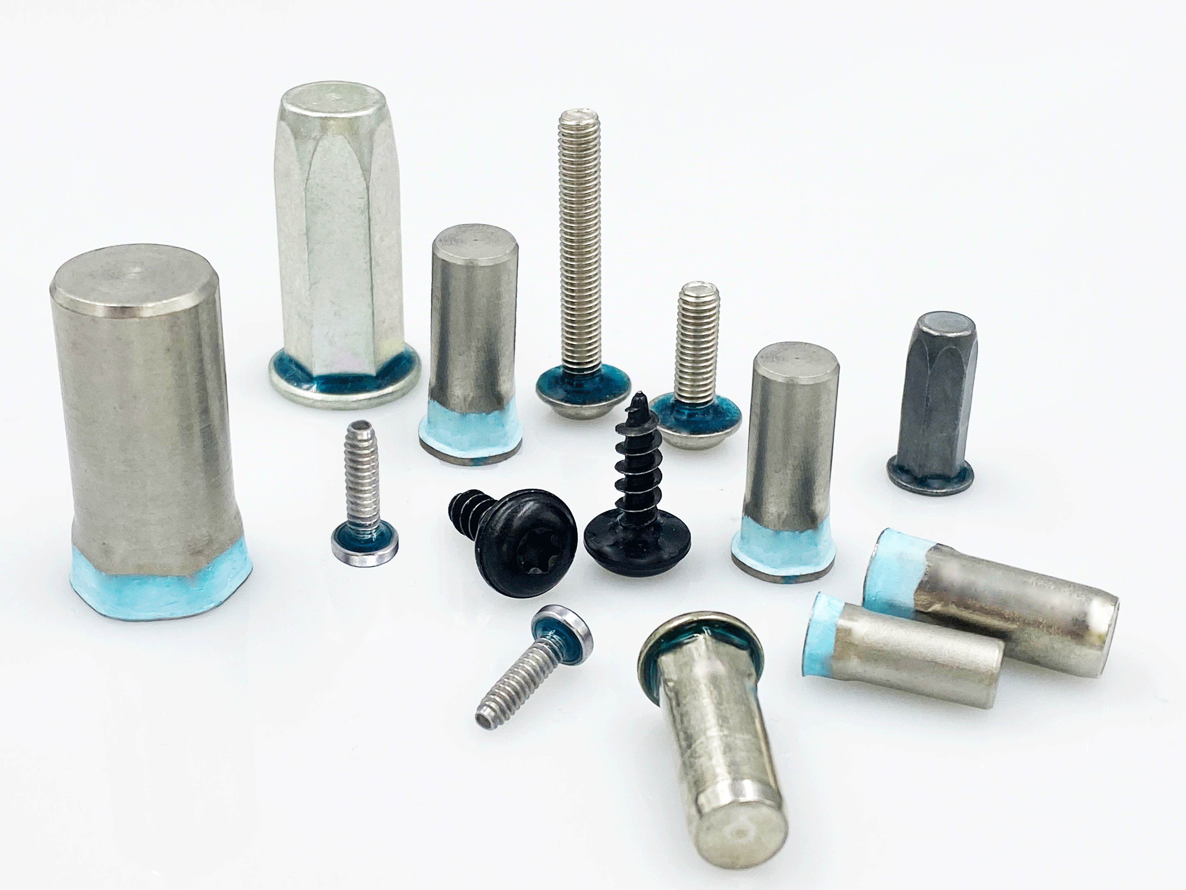 Sealing under heads of threaded screws for plastic – Precote 200